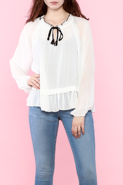Shoptiques Product: Tikk Peasant Top