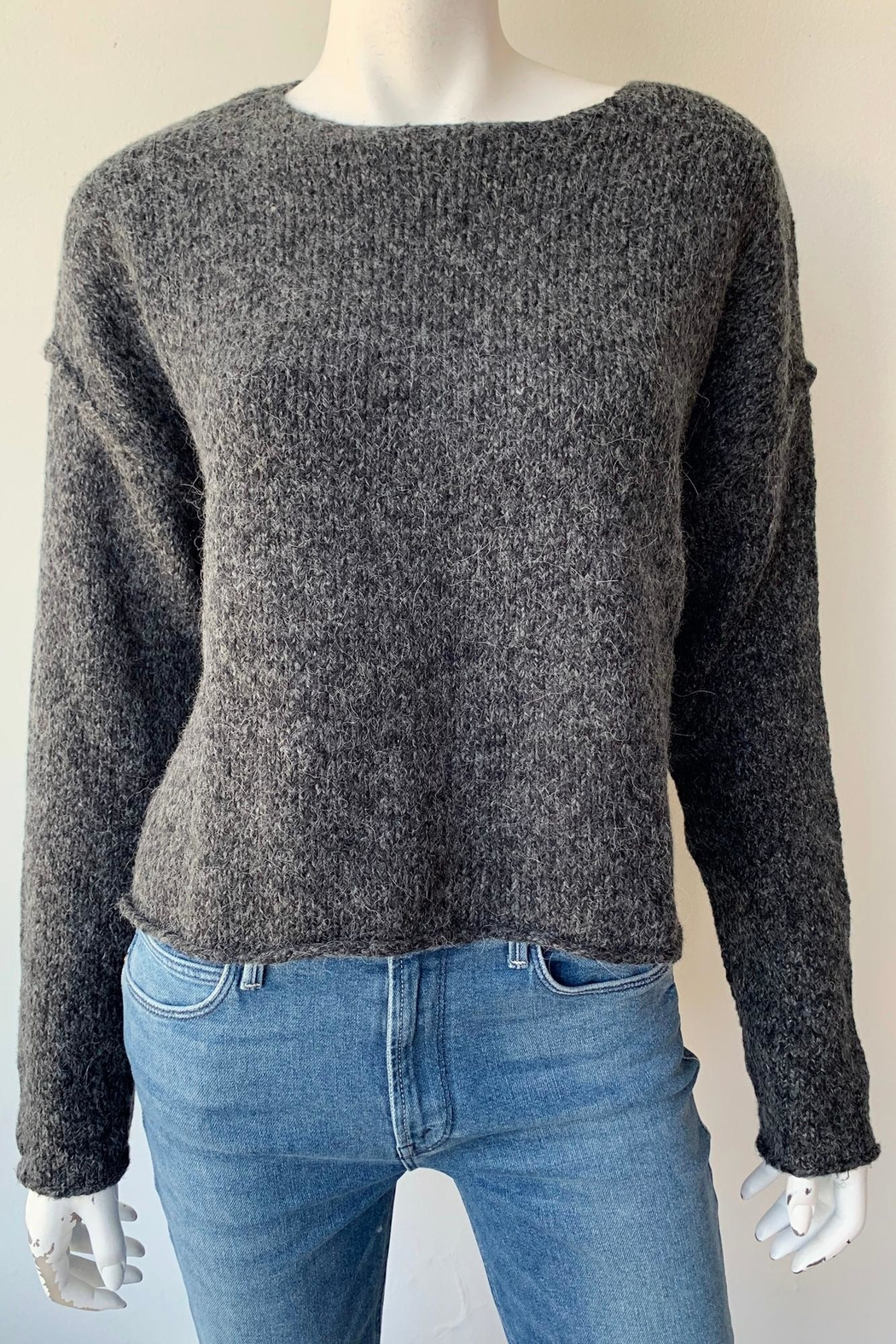 Line Evie Sweater - Front Full Image