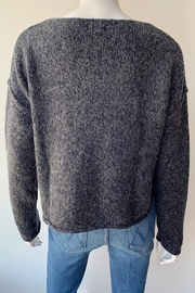 Line Evie Sweater - Back cropped