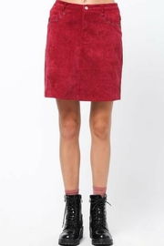 Very J Line Laced Skirt - Product Mini Image