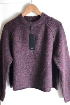 Line Mock Neck Sweater - Product List Image