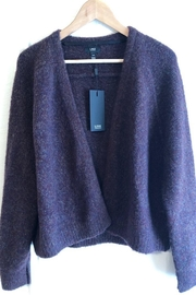 Line Open Front Cardigan - Product Mini Image