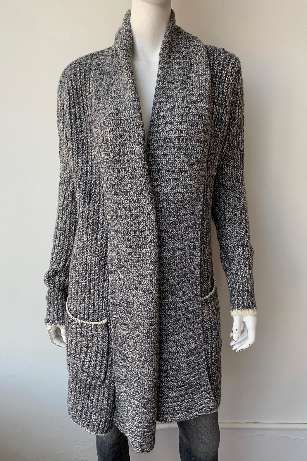 Line Shiloh Cardigan - Front Full Image