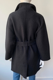 Line Veronica Coat - Back cropped