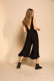Line & Dot Elisa Culotte Jumpsuit - Front full body
