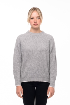 Line knitwear Andi In Quarry - Product List Image