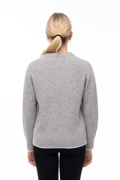 Line knitwear Andi In Quarry - Alternate List Image