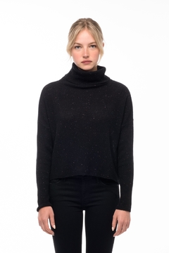 Line knitwear Beatrice In Galaxy - Product List Image