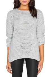 Line knitwear Claude Wool-Blend Sweater - Front cropped