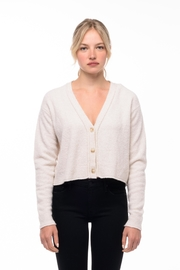 Line knitwear Edie Knit Cardigan - Front cropped