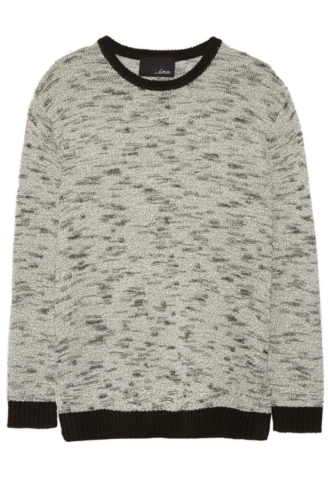 Line knitwear Gill Long Sweater - Side Cropped Image