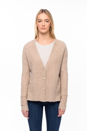 Line knitwear Margaret In Sandstone - Product Mini Image