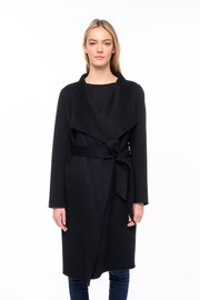 Line knitwear Meghan Wrap Coat - Product Mini Image