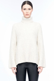 Line knitwear Uma Turtleneck - Front cropped