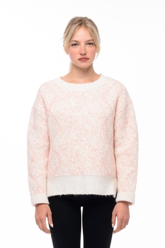 Line knitwear Ursula Sweater Himalayan - Product List Image