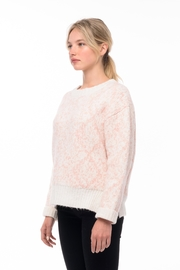 Line knitwear Ursula Sweater Himalayan - Front full body