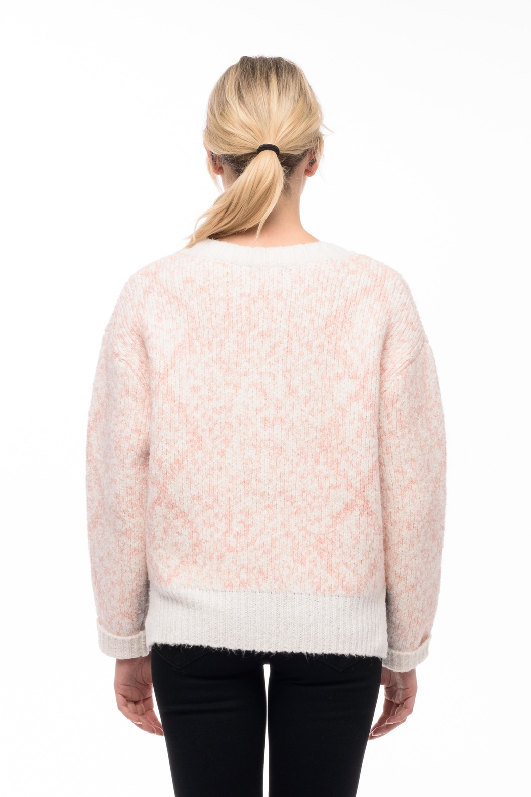 Line knitwear Ursula Sweater Himalayan - Side Cropped Image