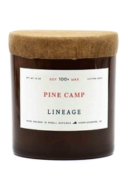 Lineage Pine Camp Candle - Product Mini Image