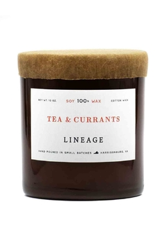 Lineage Tea & Currants Candle - Alternate List Image