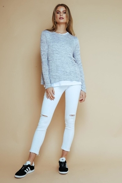 Olivaceous Lined Knit - Alternate List Image