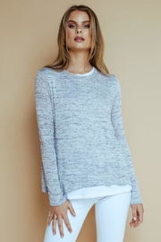 Olivaceous Lined Knit - Product Mini Image