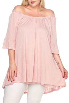 Spin USA Lined Peasant Tunic - Product List Image