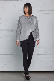 Planet Lined Up Sweater - Product Mini Image
