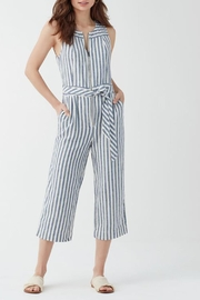 Splendid Linen Blend Jumpsuit - Product Mini Image