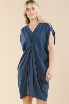 Shoptiques Product: Linen Denim Dress