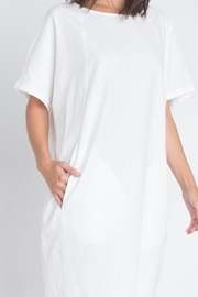 Anemone Linen Dress - Side cropped