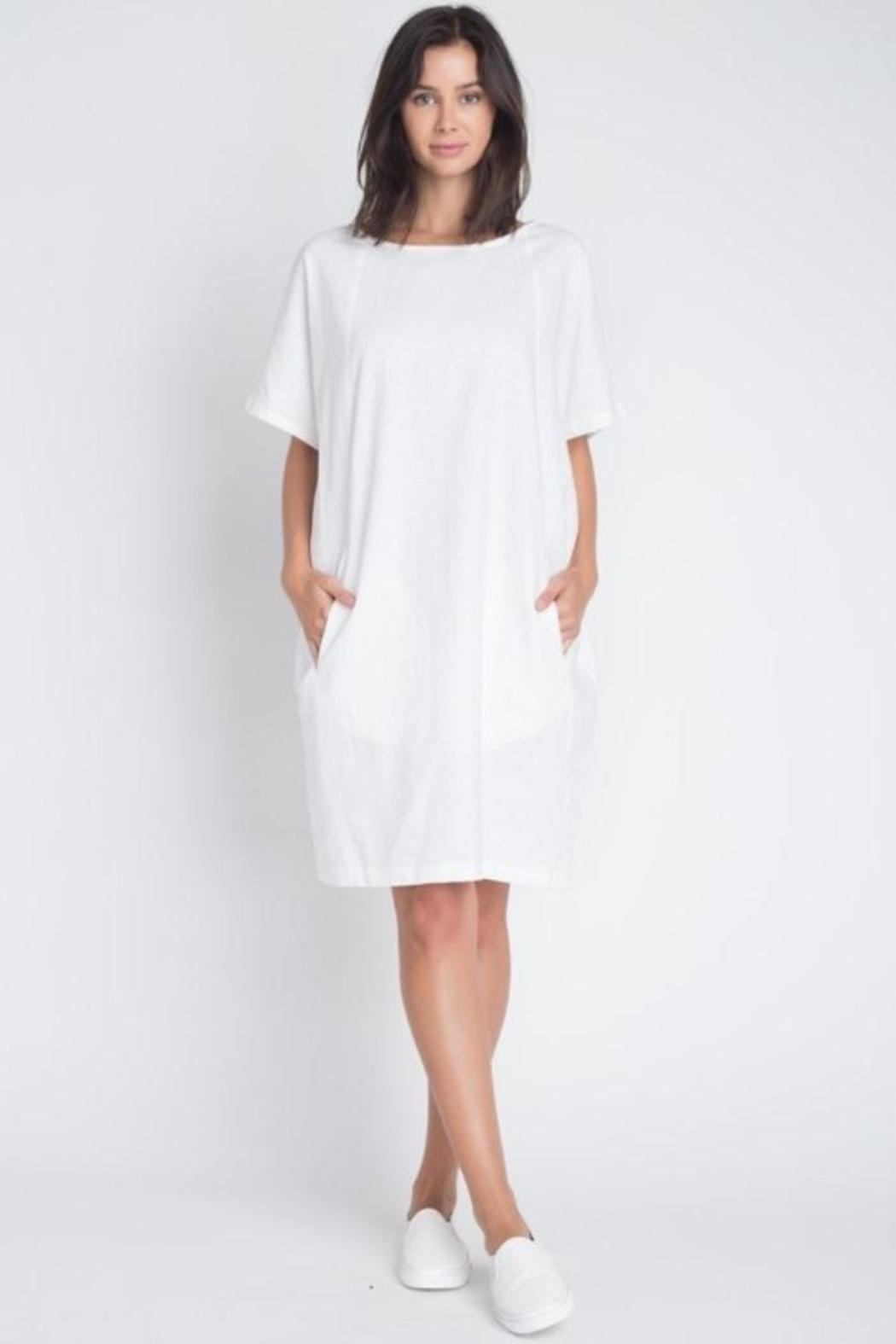 Anemone Linen Dress - Main Image