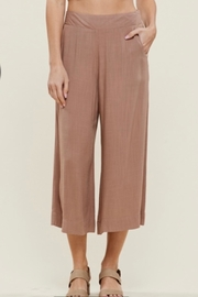 Staccato Linen Look Culottes - Product Mini Image