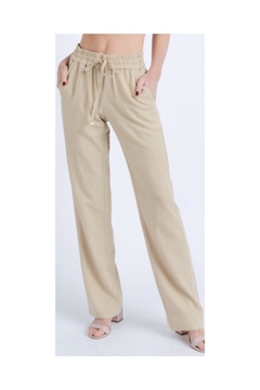Love Tree Linen Lounge Pants - Product List Image