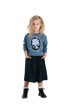 Rock Your Baby Linen Maxi Skirt - Alternate List Image