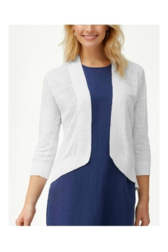 Tommy Bahama Linen Open Cardigan - Product List Image