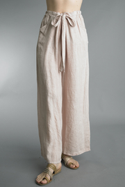 Tempo Paris  LINEN PANTS - Product Mini Image
