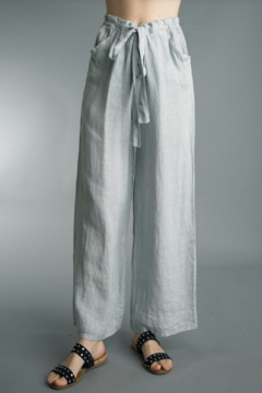 Tempo Paris  LINEN PANTS - Alternate List Image