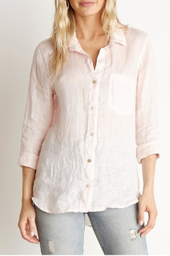 Bella Dahl Linen Shirt - Product List Image