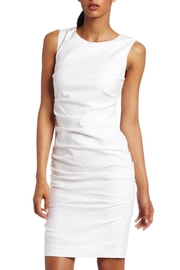 Nicole Miller Linen Stretch Dress - Product Mini Image