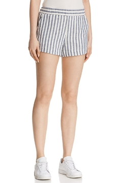 Shoptiques Product: Linen Striped Shorts