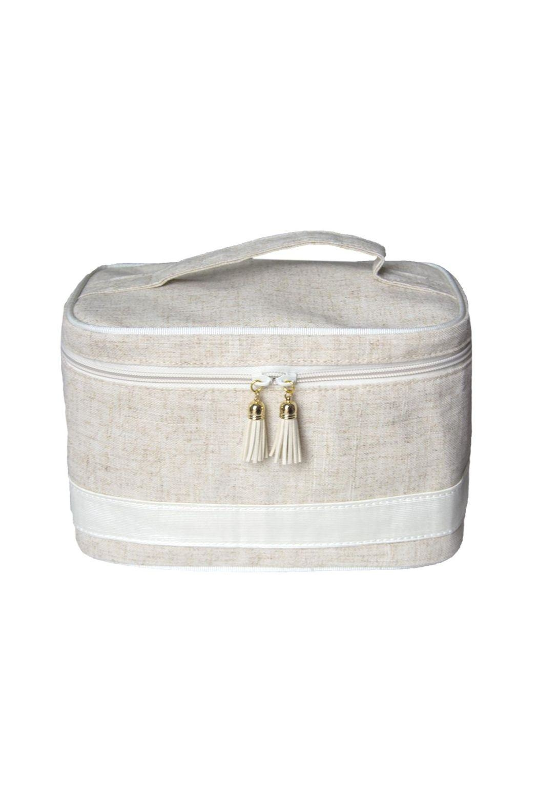 Mainstreet Collections Linen Tain Case - Main Image