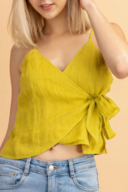 lelis linen top - Product Mini Image