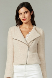 Greylin Lionel Butter Knit Jacket - Product Mini Image