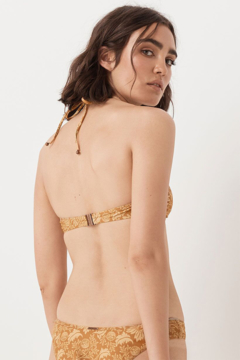Spell  Lioness Bandeau in Caramel - Alternate List Image