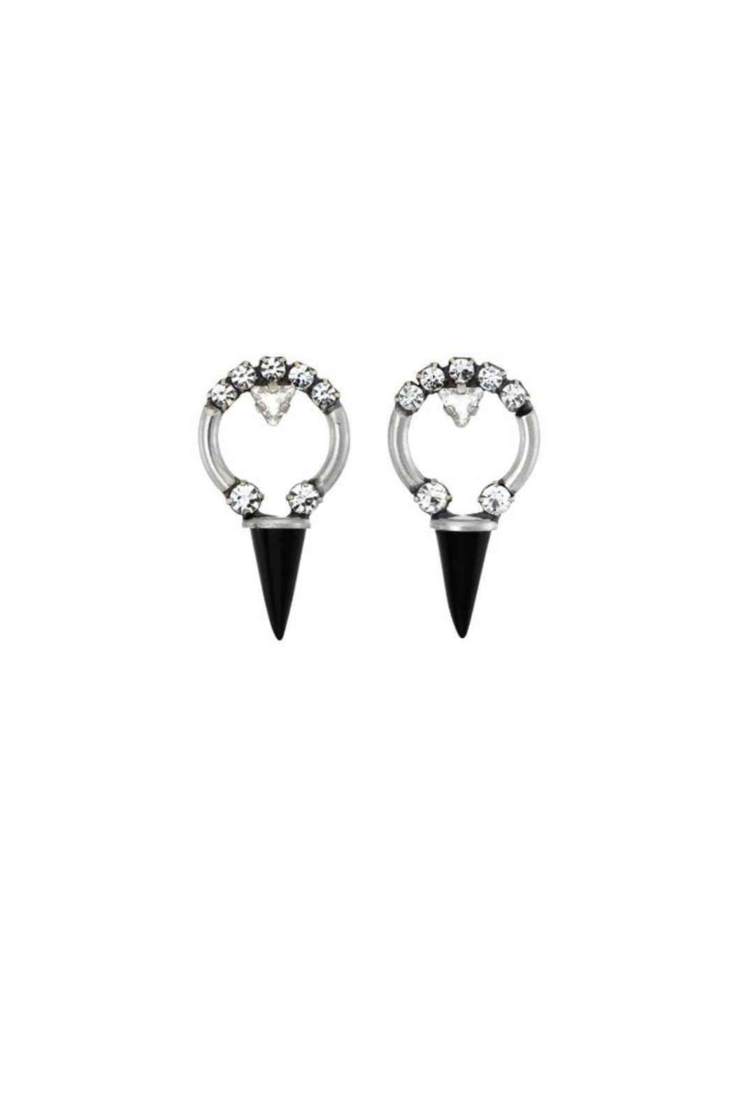 Lionette Alma Earrings - Front Cropped Image
