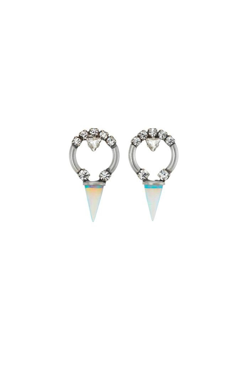 Lionette Alma Earrings Front Cropped Image
