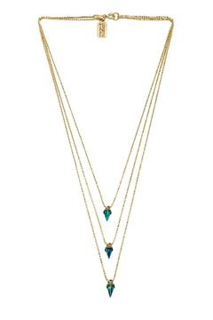 Lionette Avish Triple Necklace - Product List Image