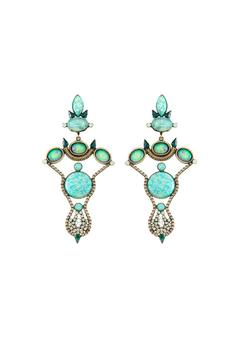 Lionette Bahia Statement Earrings - Product List Image