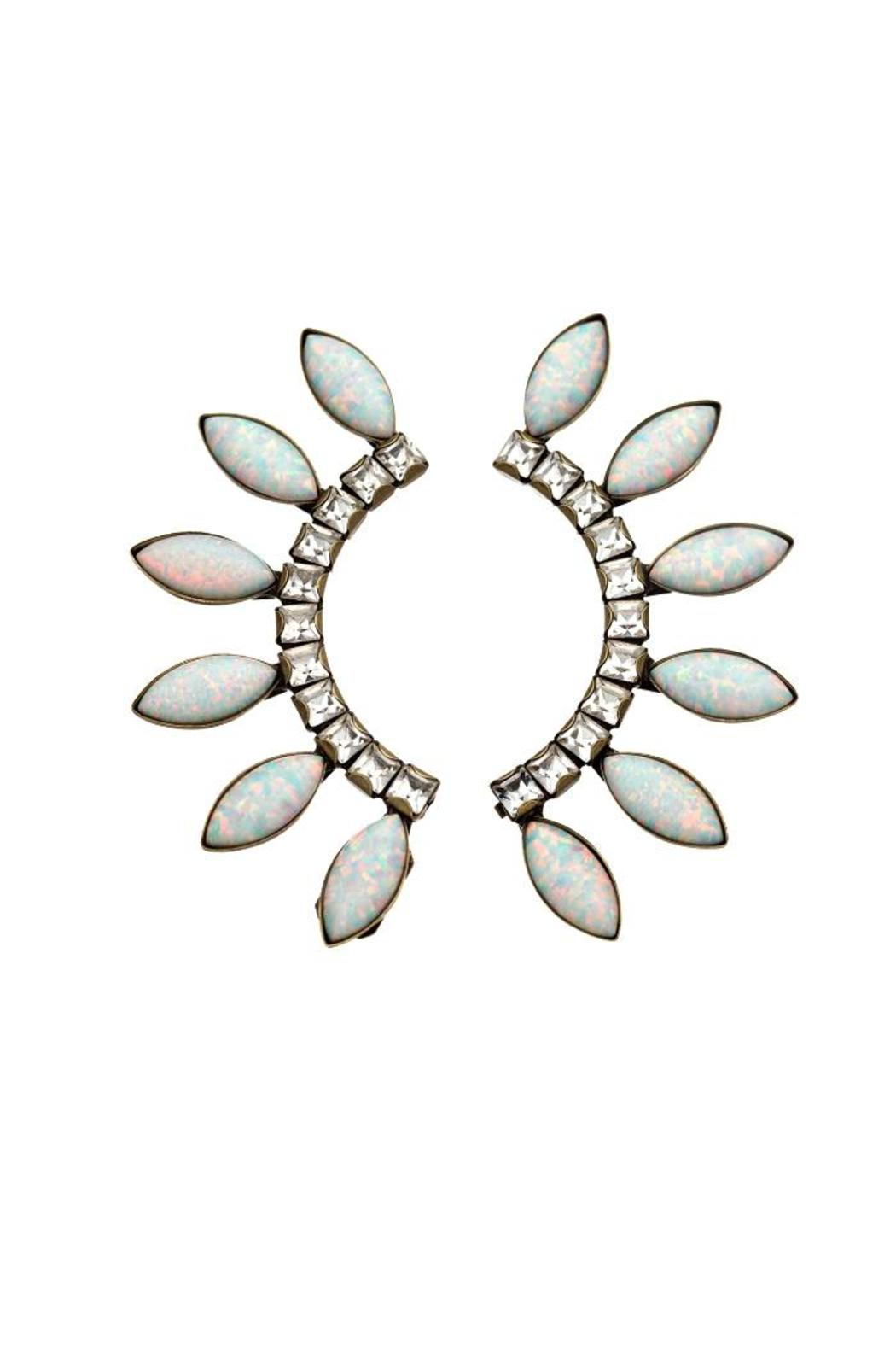 Lionette Byron Bay Earrings - Front Cropped Image