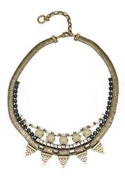 Lionette Chappaqua Statement Necklace - Front cropped